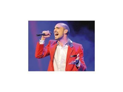 Abel Pintos canta este lunes en Paraguay