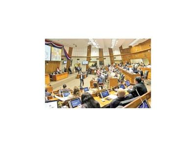 Los parlamentarios  se jubilarán con 10 años de aporte y 55 de  edad