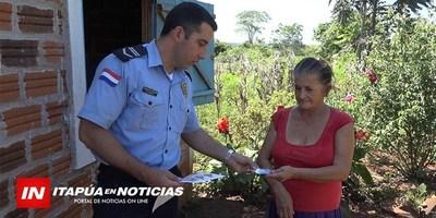PROGRAMA NINGÚN ITAPUENSE SIN IDENTIDAD ATENDIÓ A MÁS DE 25.000 PERSONAS
