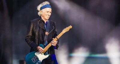 """HOY / Keith Richards confesó que dejó el alcohol: """"Estaba harto"""""""