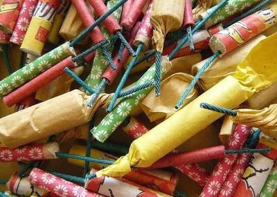 IPS: Durante las fiestas más del 50% de atendidos son víctimas de petardos