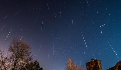 La mejor lluvia de meteoros del año ya está aquí