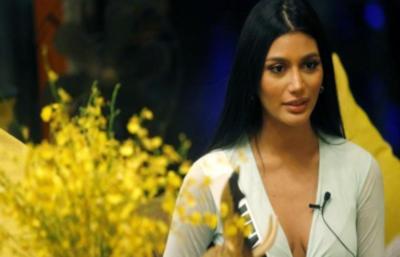 La candidata venezolana a Miss Universo pide abrir los brazos a los inmigrantes