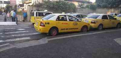 Taxistas plantean amparo contra MUV