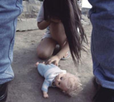 Joven de 14 años dio a luz tras un presunto abuso sexual