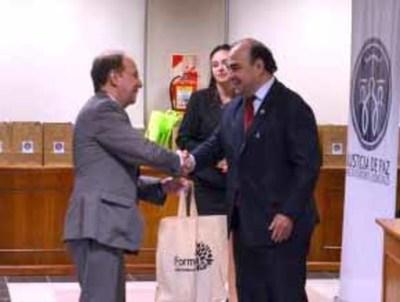 Facilitadores judiciales de Formosa reciben certificado