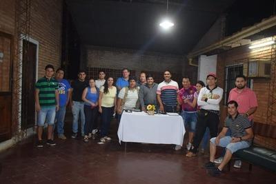 Periodistas Deportivos Sanlorenzanos se organizan y solicitan filial