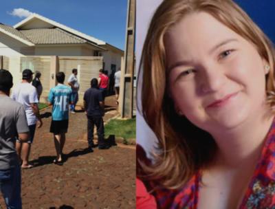 Una mujer fue asesinada frente a su hijo
