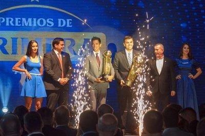 APF entregó sus Premios de Primera