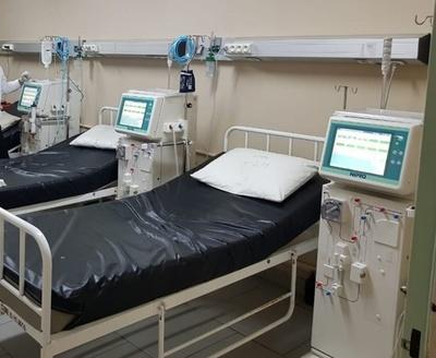 Hospital ya cuenta de nuevo con servicio de hemodialisis