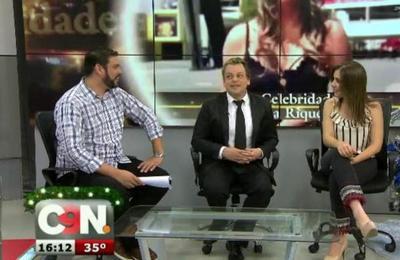 Marcelo Acosta revela algunos secretos de ''Celebridades''