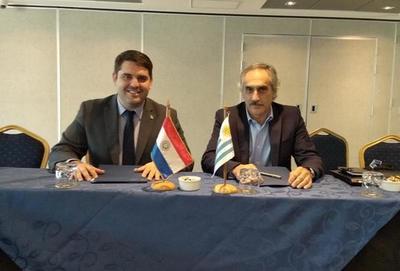 Paraguay y Uruguay cooperarán para exportación de carne