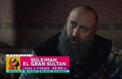 ¡Esto es lo que se viene hoy con Suleiman, El Gran Sultan!