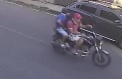 Motoasaltantes atacaron a estudiante en Barrio San Vicente