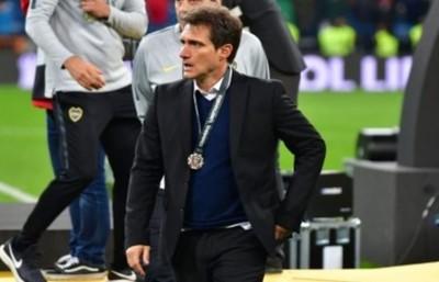 Punto final para el ciclo de Guillermo Barros Schelotto al frente de Boca Juniors