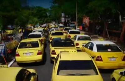 ¿Qué consiguieron los taxistas con la movilización?