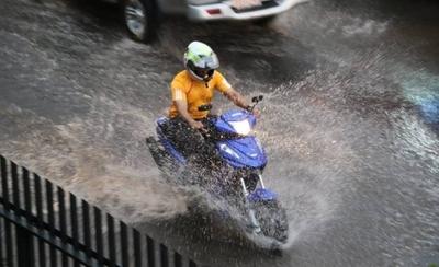HOY / Lluvias y tormentas todo el día, avisa Meteorología