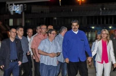Maduro pidió en cumbre que se adopte la moneda Petro