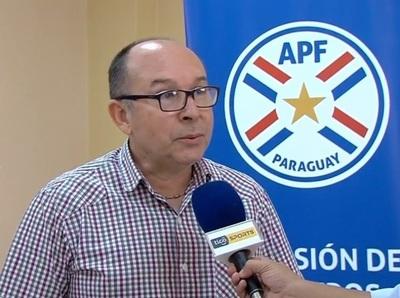 Amelio Andino renuncia a dirección de departamento de árbitros