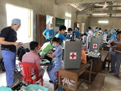 """""""Ángeles de los Angeles"""": Médicos taiwaneses atenderán gratuitamente"""
