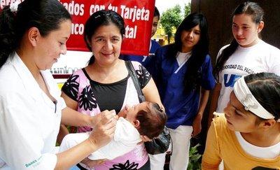 Vacunatorio cerrará en Navidad y Año Nuevo