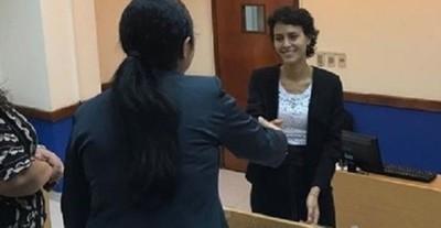 Fiorella Migliore Logró Culminar Su Estudio Universitario