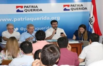 Partido Patria Querida presentará candidatos a intendentes en Asunción, Encarnación y Ciudad del Este