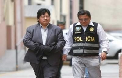Expresidente de la FPF denunció que una fiscal lo presiona para ser colaborador eficaz
