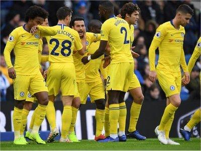 Pedro y Hazard hacen que el Chelsea no extrañe a Morata