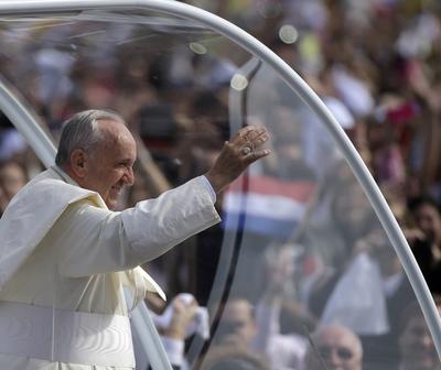 ¡El Papa Francisco cumple 82 años!
