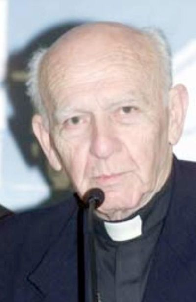 A los 89 años falleció monseñor Jorge Livieres Banks