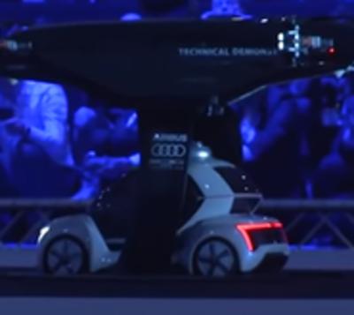 Autos voladores y eléctricos: Presentan prototipo y Uber apunta a 2023