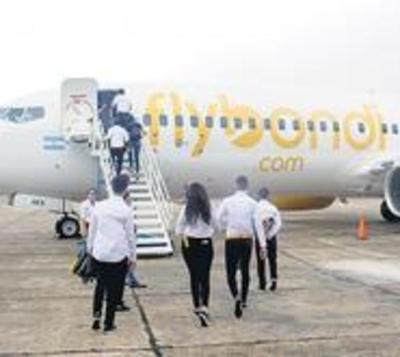 Flybondi inaugura sus servicios este lunes en Asunción
