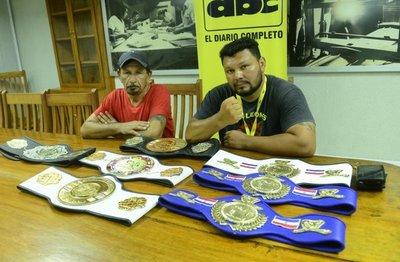 MMA: Mercedito peleará contra Huracán