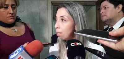 Ratifican prisión de cuñada de diputado