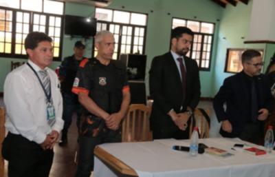Penitenciaría de Tacumbú: Lima Dos Santos habría provocado el incendio como protesta para ser trasladado
