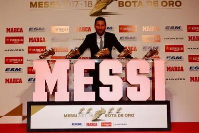 """Messi: """"Estoy en el mejor equipo del mundo y eso hace que todo sea más fácil"""""""