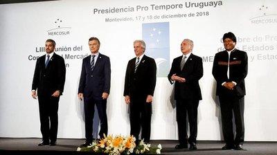 Países coinciden en actualizar Mercosur