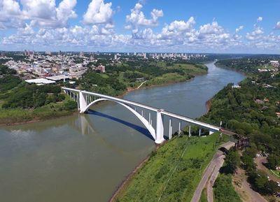 Firmarán acuerdo para la construcción del segundo puente en Presidente Franco
