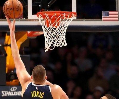 Jokic consolida en el liderato a los Nuggets