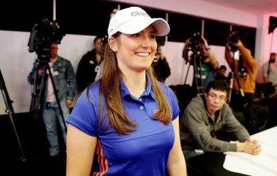 Tatiana Calderón espera correr la F2 en 2019