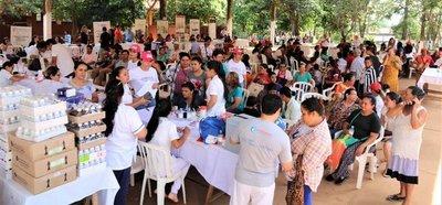 Ciudad Mujer Móvil realizó 1327 servicios de en San Pedro
