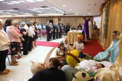 Misa de Acción de Gracias por fin de año