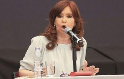 Cristina Fernández denuncia que fallo en su contra es a pedido de Macri