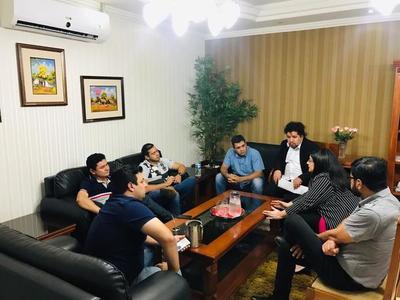 Ediles e interventora buscan posible sustituto de Méndez