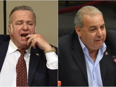 Audios: Acusan a los ex senadores  González Daher y Oviedo Matto