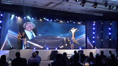 Tigo Sports galardonó a los mejores deportistas de la pantalla 2018