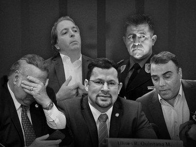 Los poderosos que pasan las fiestas en la cárcel