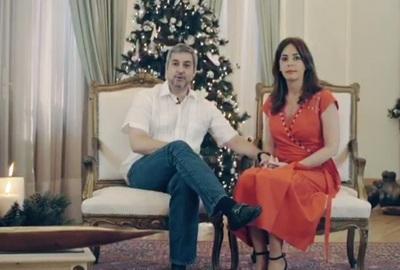 Presidente renueva su compromiso de construir un país mejor en su mensaje de Navidad