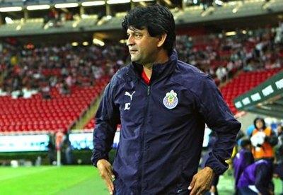"""""""Pepe"""" ya no puede joder con las Chivas"""